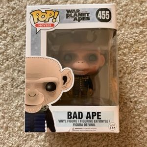 Funko POP Bad Ape from War of Planet of the Apes